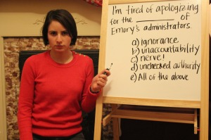 Mael: I'm Tired of Apologizing