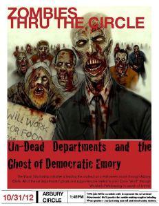 Un-Dead Departments