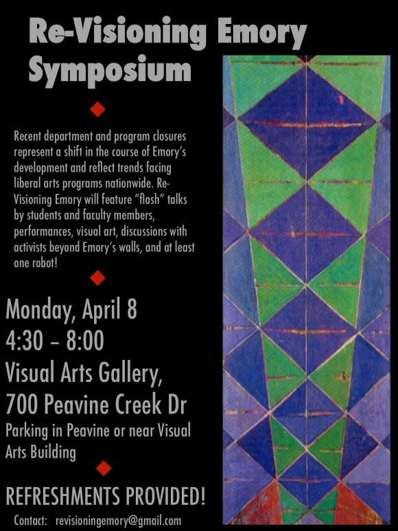 SRC Symposium flyer